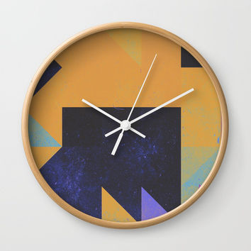 Comfort ZOne Wall Clock by DuckyB
