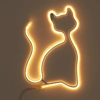LED Cat Light | Urban Outfitters