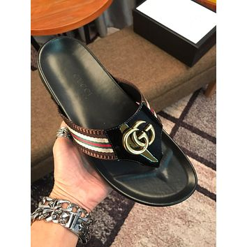 GUCCI 2019 New slippers-9