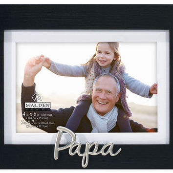 Malden Papa Photo Frame