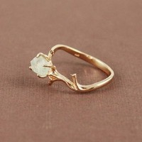 Natural Gem Ring