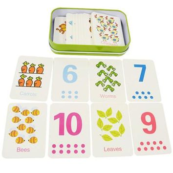 Baby Learn English Puzzle Educational Toy