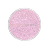 Nail Art Decoration Iridescent Glitter Dust / Cotton Candy Pink – Daily Charme