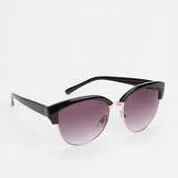 Urban Outfitters - Farrah Mirrored Sunglasses
