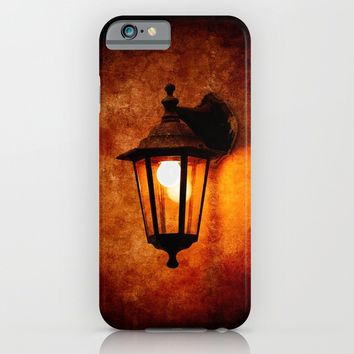The Age Of Electricity iPhone & iPod Case by Digital2real