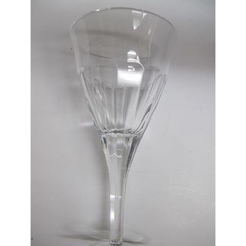 Lenox Cut glass  wine Crystal fluted replacement