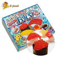 Japanese Food Sweets snacks,mini sushi, DIY handmade candy, Gift, sweets and candy, Food, Candy, popin cookin Kracie Snack