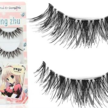 Skyluna® New 5 Pair Thick Crisscross Long False Eyelashes Fake Eye Lashes Voluminous Makeup Hw-8