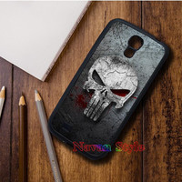 Punisher Skull Marvel Comic Hero top selling original cell phone case cover for Samsung Galaxy s3 s4 s5 note2 note3 s6