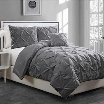 Geneva Home Avondale Manor Annabelle 3-piece Comforter Set - Grey - Size Twin from Walmart | BHG.com Shop