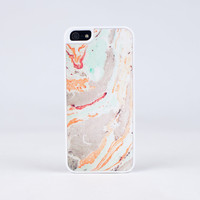 iPhone case in Marble Design for iPhone 4/4s or 5