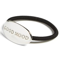 Mrs President & Co 'Good Mood' Hair Tie - Metallic