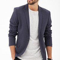 Single-Button Blazer