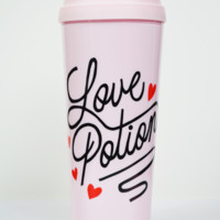 love potion thermal mug