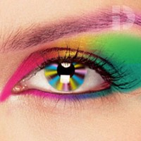 iD Lenses Multicoloured Coloured Contacts