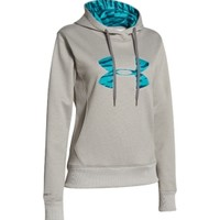 Under Armour Women's Big Logo Applique Hoodie | DICK'S Sporting Goods