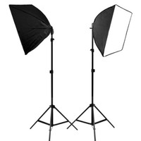Pro Lighting Softbox Photography Photo Equipment Soft Studio Light Photo Kit~~ - Walmart.com