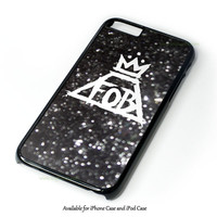 Fall Out Boy Sparkle Design for iPhone and iPod Touch Case