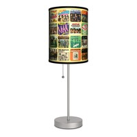 Beatles Single Covers Table  Lamp