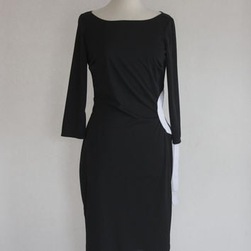 80s Fredericks of Hollywood Cutout Dress