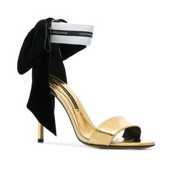 ONETOW Alexandre Vauthier Ankle Length Sandals - Farfetch