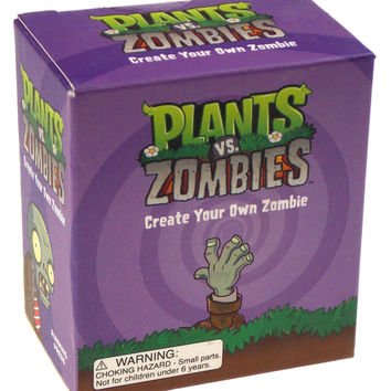 Plants vs Zombies Raise Your Own Zombie Lot 2 Magnets Outfits Accessories Book