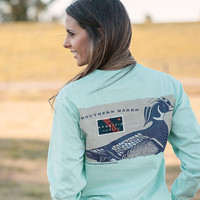 Southern Marsh Expedition Series - Wood Duck - Long Sleeve