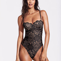 Lace-up Bodysuit - Dream Angels - Victoria's Secret