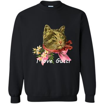 Cat love Gucci T-Shirt