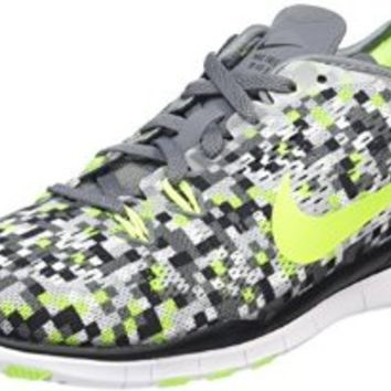 Nike Women's Free 5.0 Tr Fit 5 Prt Training Shoe Women US