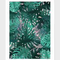 «Tropical plants» Art Print by Jace Anderson - Numbered Edition from $24.9 | Curioos