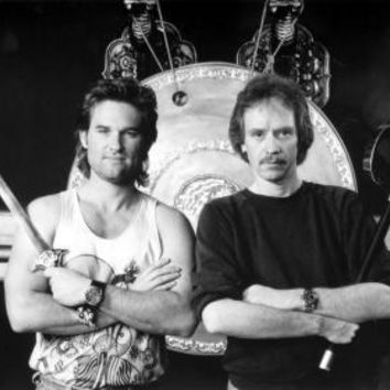 Big Trouble In Little China Poster Kurt Russell 16inx24in