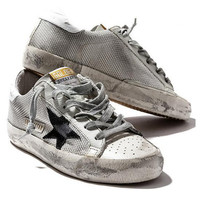 Genuine Leather Golden Goose Superstar Sneakers for Men & Women
