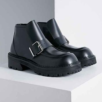 UNIF Detention Boot- Black