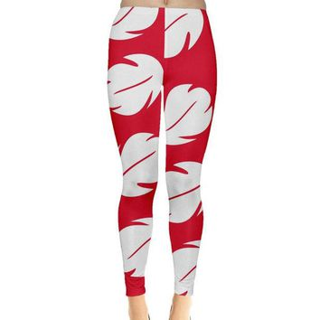 Lilo and Stitch Inspired Leggings