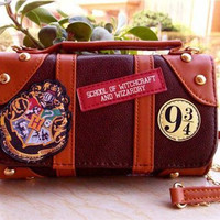 HARRY POTTER WALLET BAG