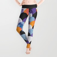 Pebbles Leggings by Elisabeth Fredriksson