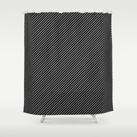 Dia Lines Shower Curtain by Good Sense | Society6