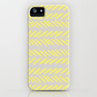 everyone leaves a mark iPhone Case by Marie Yates | Society6