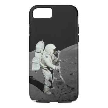 Man on the Moon Mobile Case
