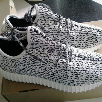 Yeezy 350 Boost Grey Pirate Kanye Low  Size5-12