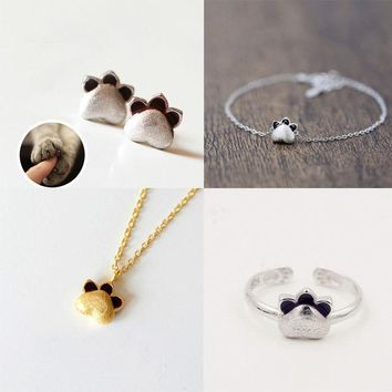 ICIK0OQ New Arrival Stylish Shiny Gift Korean Earrings Pendant Simple Design Jewelry Necklace [10467596948]