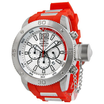 Invicta Signature II Russian Diver Mens Chronograph Quartz Watch 7424
