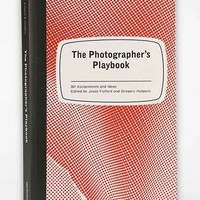 The Photographer's Playbook: 307 Assignments And Ideas By Jason Fulford  & Gregory Halpern