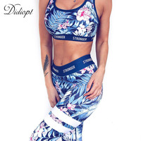 Floral Workout Set for Women