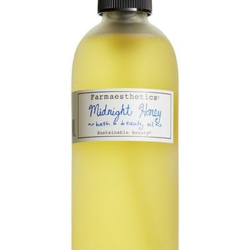 Farmaesthetics Midnight Honey Bath & Beauty Oil | Nordstrom