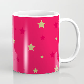 Stars Coffee Mug by printapix