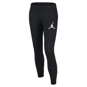 Jordan Red Label Angels Jogger Girls' Sweatpants, by Nike