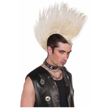 Mohawk Wig Costume Accessory Adult Halloween