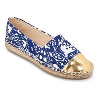 Lilly Pulitzer for Target Women's Espadrilles - Upstream